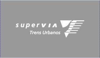 Trens são operados pela SuperVia. (Foto: reprodução)