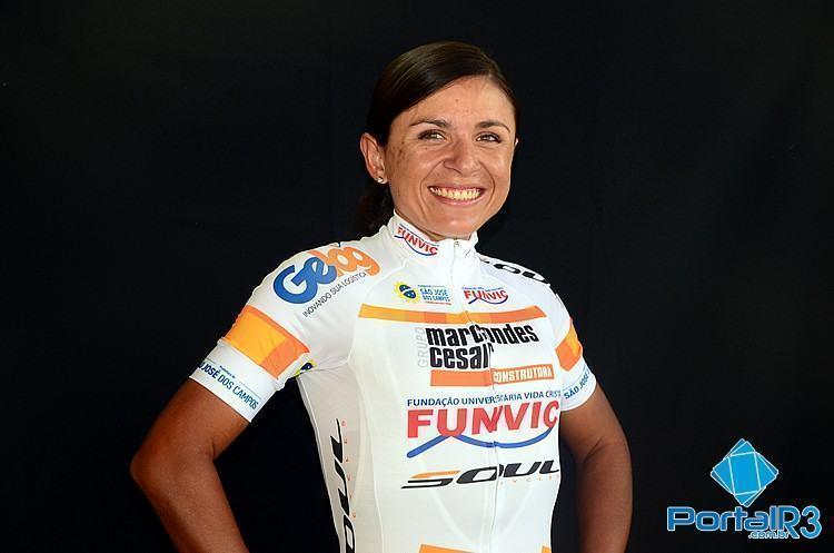 Fernanda é um dos destaques da equipe para o Tour de San Luis. (Foto: Luis Claudio Antunes/PortalR3)