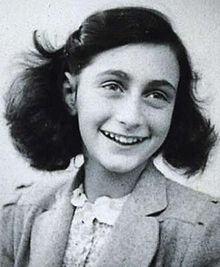 Annelies Marie Frank. (Foto: Wikipédia)
