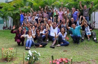 A última turma do curso de jardinagem se formou em dezembro do ano passado. (Foto: Cristina Reis / PMJ)