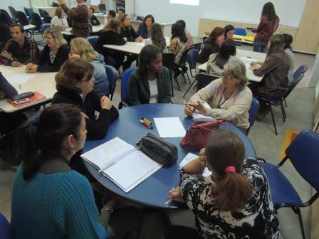 Durante o ano, foram promovidos 198 encontros pedagógicos, a fim de capacitar e reciclar os educadores. (Foto: Divulgação/CCR NovaDutra)