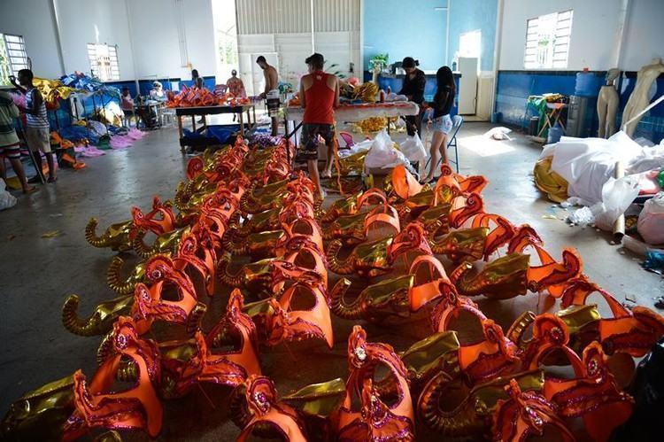 Devido a falta de verbas, o governo do DF anunciou o cancelamento dos desfiles de carnaval de 2015. (Foto: Wilson Dias/Agência Brasil)
