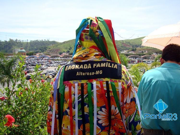 Folia de Reis de várias partes do Brasil devem participar do evento em Aparecida. (Foto: Célia Lima/PortalR3)