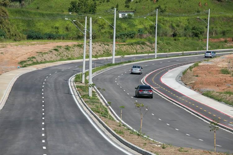 Com 1,56 km de extensão, a obra foi entregue com dois meses de antecedência. (Foto: Foto: A2 Fotografia / Edson Lopes Jr.)