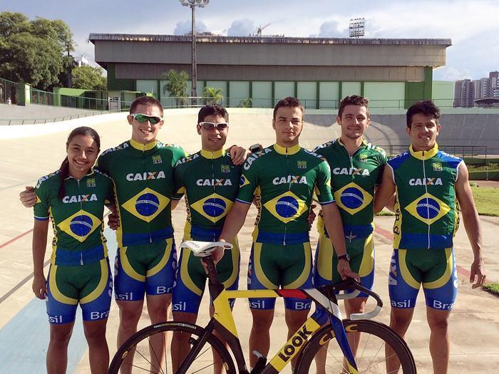 Seleção Brasileira. (Foto: Crédito: CBC/Divulgação)