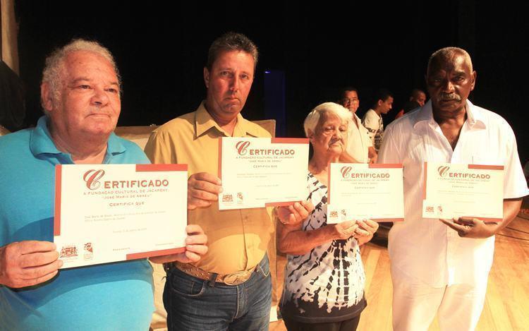 Cerimônia premia Mestres Cultura Viva em Jacareí - PortalR3