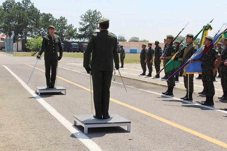 Cerimônia aconteceu na manhã desta quinta-feira (15), em Pindamonhangaba. (Foto: Tribuna do Norte)