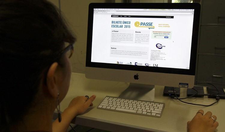 Todos os estudantes de São José dos Campos interessados no passe escolar deverão se cadastrar por meio da internet, no portal E-Passe. Antônio Basílio/PMSJC)