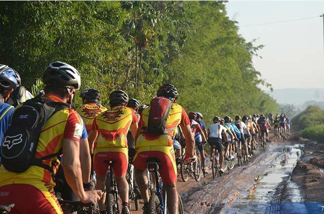 Serão percorridos 55 quilômetros de distância, entre trechos de terra e asfalto. (Foto: Tião Martins/PMSJC)