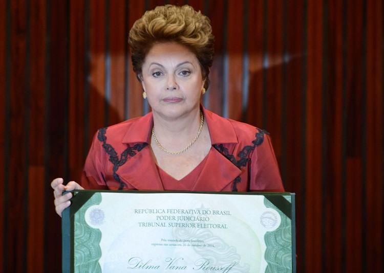Dilma Rousseff. (Foto: Valter Campanato/Agência Brasil)