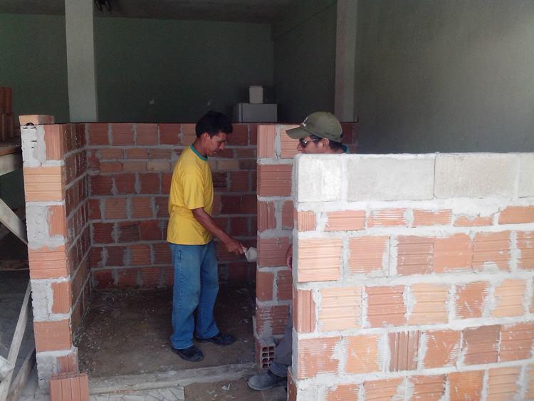 A Secretaria de Saúde vai oferecer o atendimento da atenção básica neste local nos próximos meses. (Foto: Marcos Cuba/PMP)