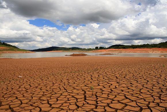 Com chuvas abaixo da média, Cantareira pode secar em quatro meses. (Sistema Cantareira pode secar em quatro meses, caso as chuvas continuem abaixo da média (Foto: Divulgação/Sabesp)