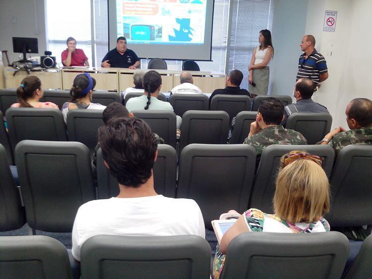 Entre os dias 13 e 16 de janeiro ocorreram as reuniões técnicas de preparação do diagnóstico. (Foto: Divulgação/PMP)