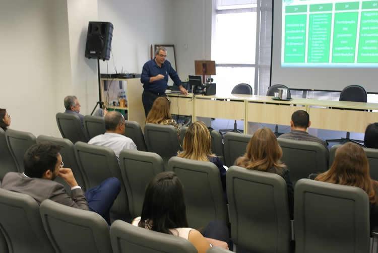 A solenidade irá ocorrer na próxima quarta-feira (28), às 11 horas, no auditório da prefeitura. (Foto: Divulgação/PMP)