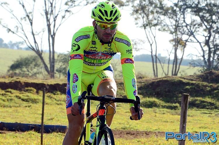 No ano passado o ciclista fez o melhor tempo nesse trajeto durante o Tour do Rio. (Foto: Luis Claudio Antunes/PortalR3)