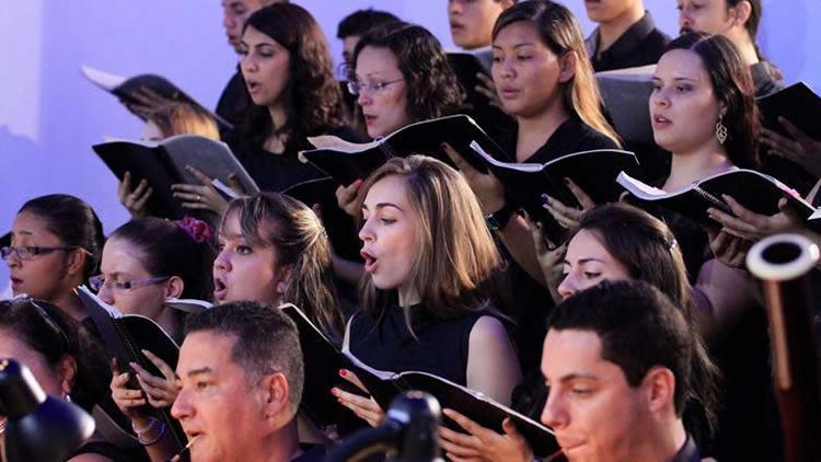 Inscrições abertas para o Coro Jovem Sinfônico de São José dos ... - PortalR3