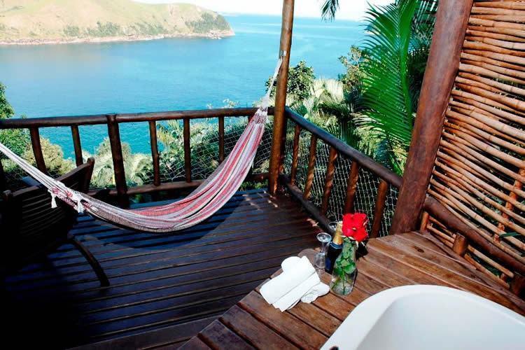 Hotel conquista usuários com sua beleza e atendimento. (Foto: Divulgação/PMSS)