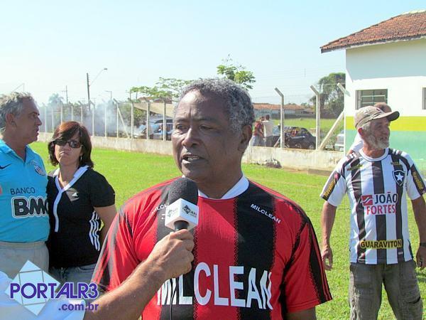 """João """"Tubarão"""" Rodrigues, idealizador da Copa Giba. (Foto: Arquivo/PortalR3)"""