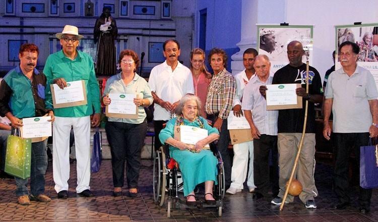 O objetivo dessas premiações é reconhecer a atuação de mestres e grupos de tradição oral da Cultura Popular de São José dos Campos, que tanto contribuíram e ainda colaboram para o fortalecimento da identidade cultural nacional e regional. (Foto: Divulgação/FCCR)