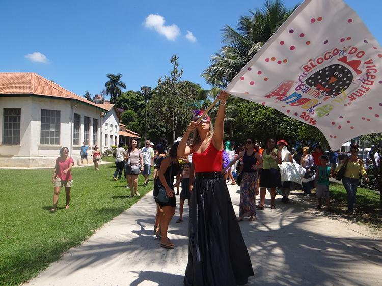No dia 15, domingo de carnaval, haverá pelo segundo ano a saída do Bloco Galinha D'Angola. (Foto: Divulgação/AJFAC)
