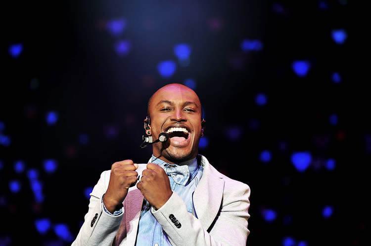 O cantor Thiaguinho fará um show repleto de sucessos. (Foto: Divulgação/PMC)