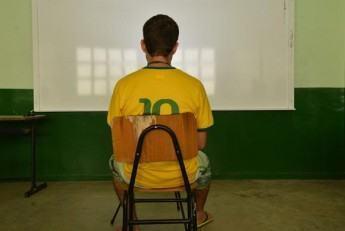 Taxa de homicídio na faixa até 19 anos subiu 194,2% de 1980 a 2012, segundo documento da Associação Nacional dos Centros de Defesa da Criança e do Adolescente (Foto: Marcello Casal Jr/Agência Brasil)