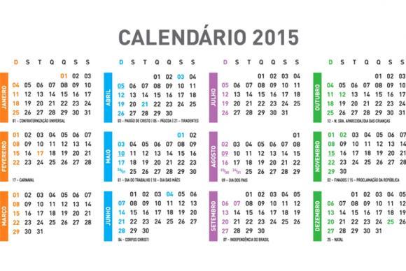 País terá nove feriados nacionais em 2015. (Foto: Arquivo/EBC)