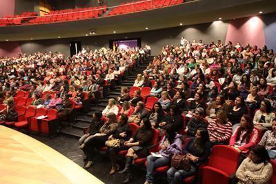 Professores serão recepcionados na Sala Ariano Suassuna, no EducaMais Jacareí. (Foto: Alex Britto/PMJ)