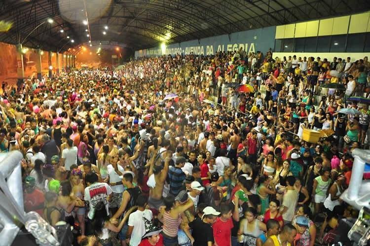 A expectativa é que o bloco leve para a Avenida do Povo cerca de 20 mil pessoas mantendo a média dos dois últimos anos. (Foto: Divulgação/PMT)