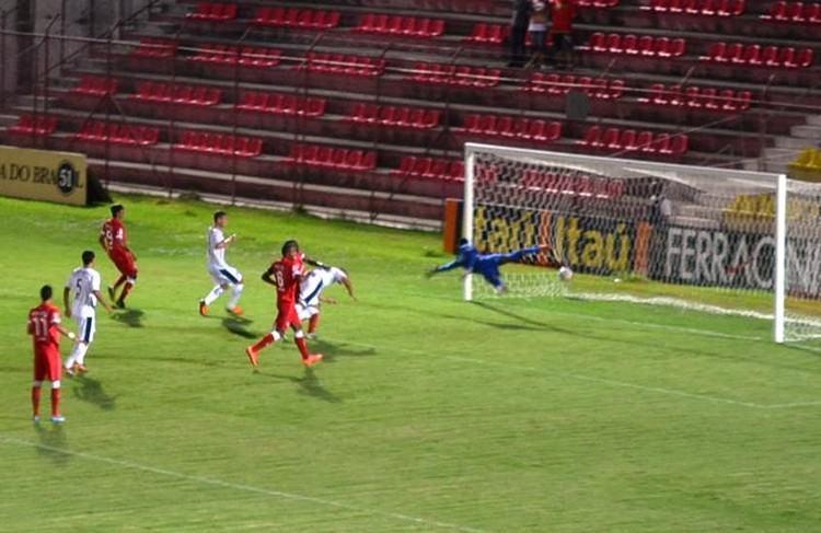 Com gol de Washington, São José dos Campos FC voltou a vencer no Paulista da A3. (Foto: Divulgação/São José dos Campos FC)