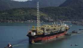 Sobe para cinco o número de mortos em explosão de navio-plataforma da Petrobras. (Foto: Divulgação Petrobras)