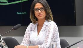 Em  nota, PT diz que Meire Poza, ex-contadora de Youssef,  negou conhecer o tesoureiro do partido, João  Vaccari  Neto. (Foto: Wilson  Dias/Agência  Brasil)
