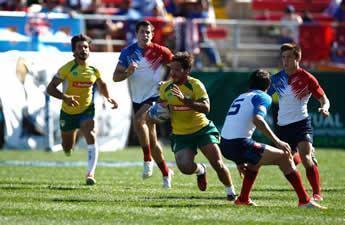 . O próximo desafio da equipe será entre os dias 27 e 29 de março, em Hong Kong. (Foto:  World Rugby/Divulgação)