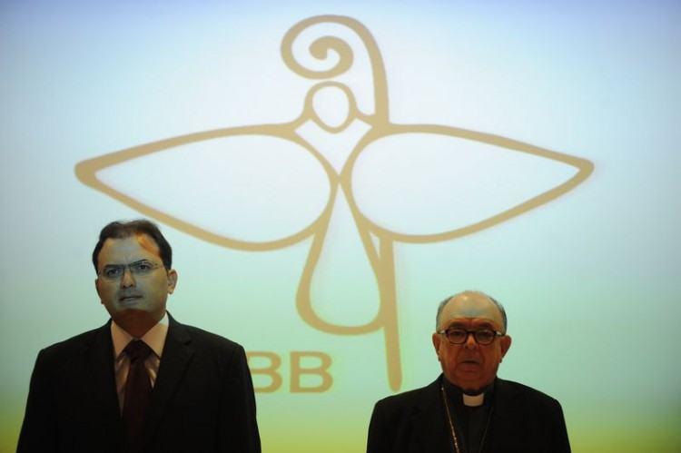 Marcus Vinicius Furtado Coêlho e dom Raymundo Damasceno, presidetes da OAB e CNBBJ. (Foto: osé Cruz/Agência Brasil)