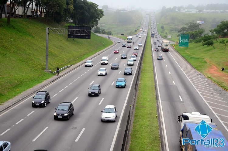 Pioneira e inovadora, Concessionária atinge os melhores índices da história de uma das mais importantes rodovias do país. (Foto: Luis Claudio Antunes/PortalR3)
