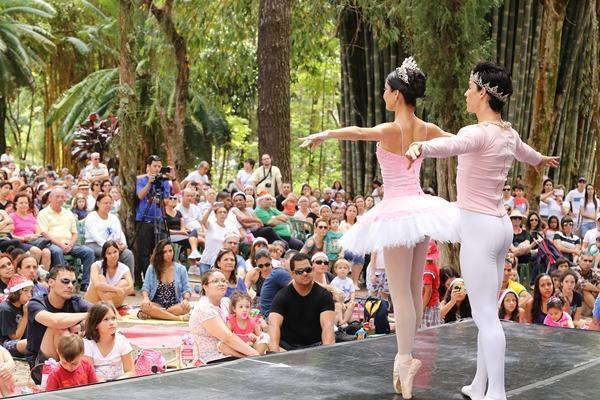 """No dia 8, Cia. Jovem de Dança de São José dos Campos realizará o Espetáculo Interativo """"Vem, vou te contar"""", coreografado por Marco Sanches. (Foto: divulgação)"""
