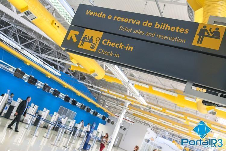 Em um primeiro momento, a TAM planeja realizar voos entre São José dos Campos e Brasília. (Foto: Fernando Noronha/PortalR3)