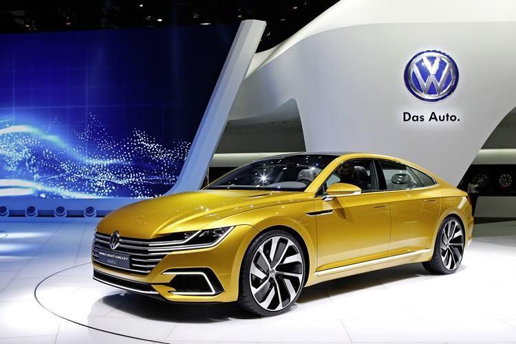 Sport Coupé Concept GTE. (Foto: VW)