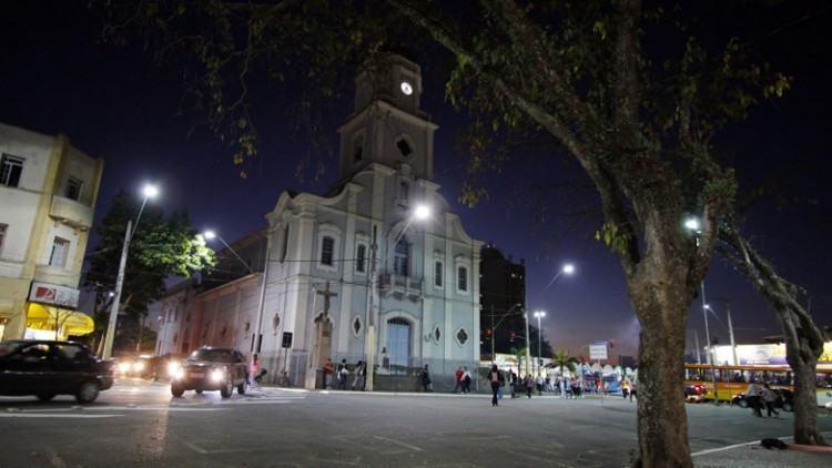 A programação da festa terá missas e shows, alternadamente, na Igreja Matriz, e será uma opção para quem não viajar no feriado. (Foto: Antônio Basílio/PMSJC)