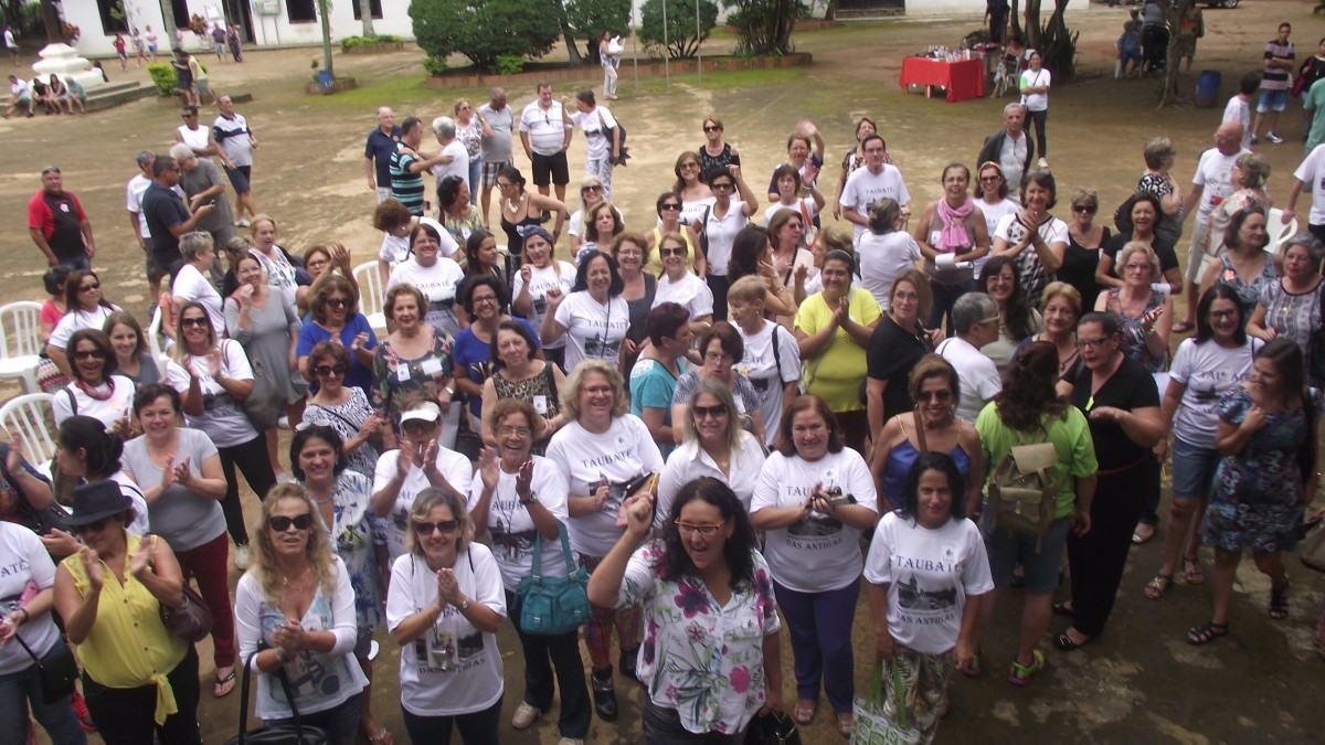 No Dia da Mulher, elas marcaram presença no Sítio do Picapau Amarelo. (Foto: Chico de Paula/PortalR3)