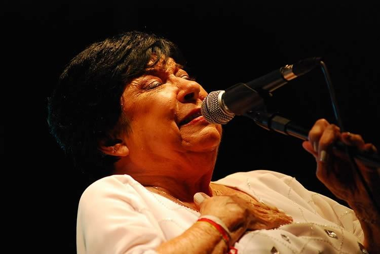 Inezita Barroso. (Foto: Silvio Tanaka/Wikipedia)
