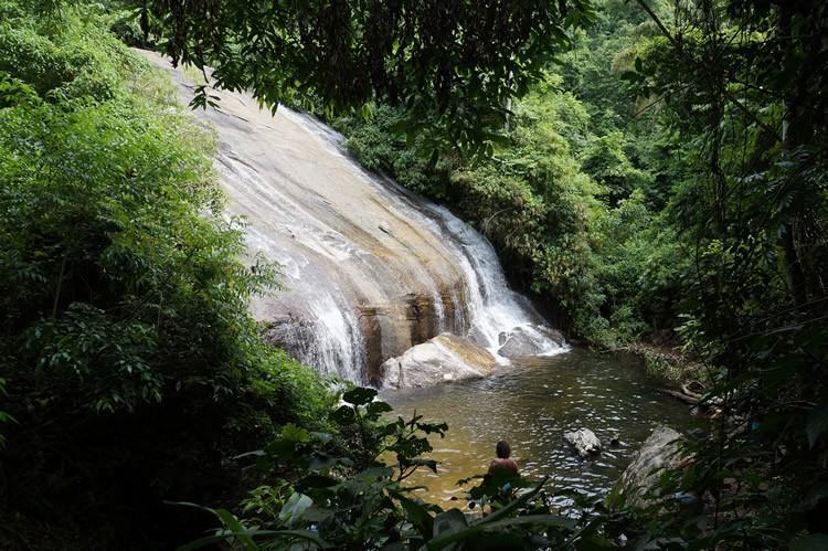 Cachoeira Três Tombos. (Foto: Gustave Gama/PMI)