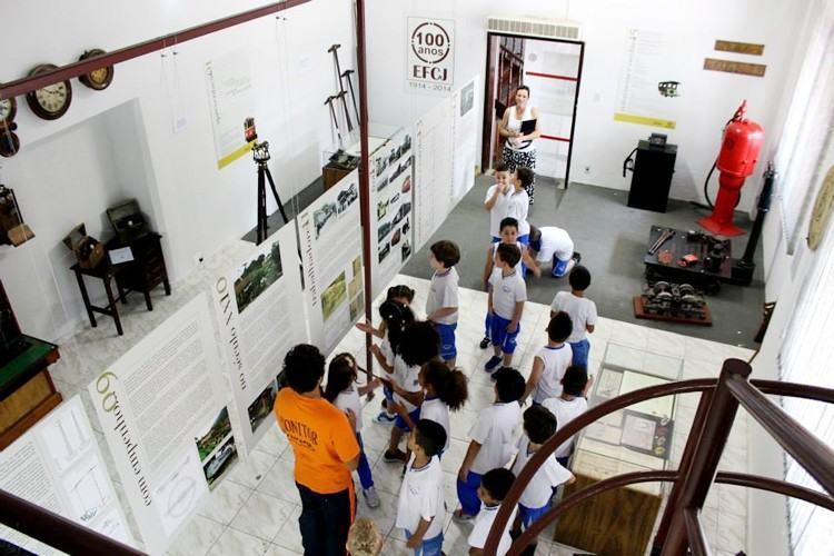 Centro de Memória tem recebido diversos visitantes. (Foto: Divulgação/EFCJ)