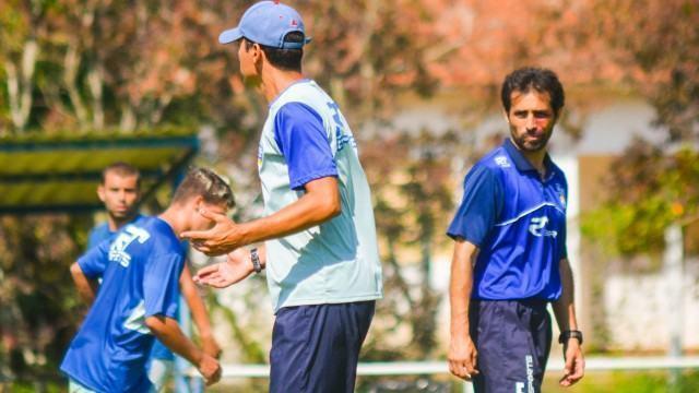 Diretoria agradece empenho do treinador e deseja sucesso em novos desafios. (Foto: Divulgação/SJC FC)