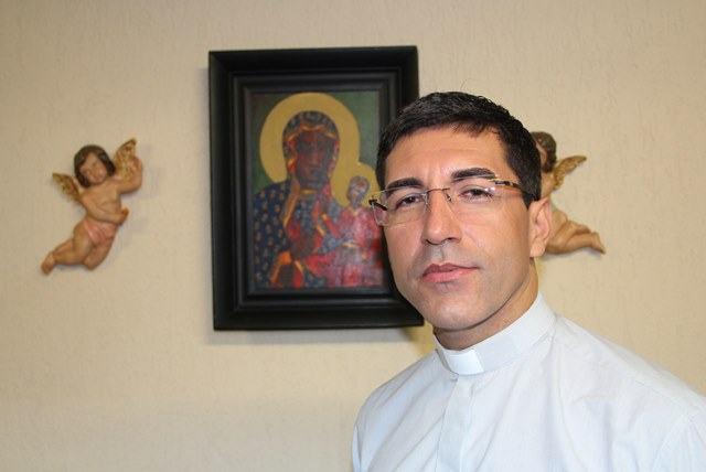 Padre Valdivino Guimarães. (Foto: Santuário de Aparecida)
