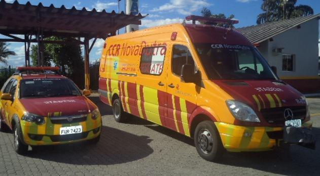 Novos veículos oferecem mais conforto e segurança às vítimas e às equipes que realizam o atendimento às ocorrências na via Dutra. (Foto: Divulgação/CCR NovaDutra)