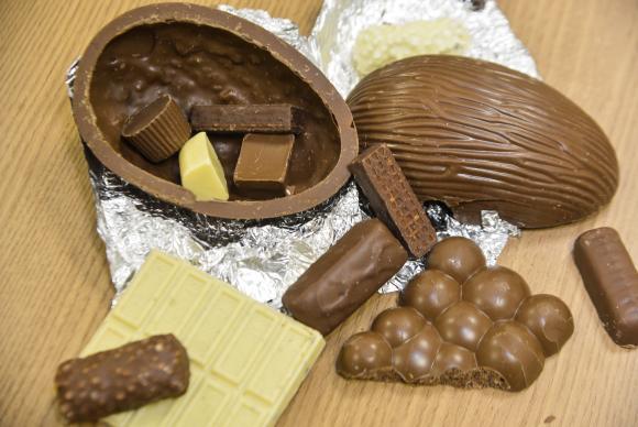 Fiscais vão conferir quantidade de chocolate e segurança do brinquedo dentro do produto. (Foto: Arquivo/Agência Brasil)