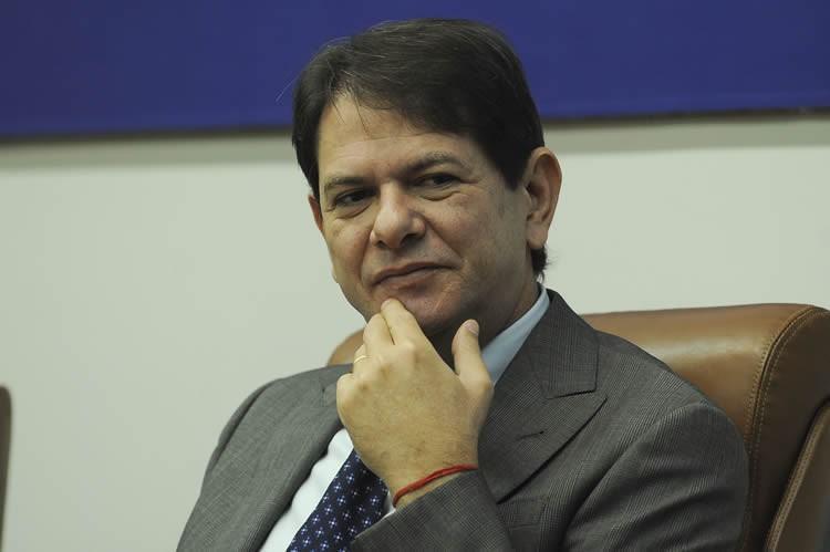 Cid Gomes não é mais Ministro da Educação. (Foto: Elza Fiuza/Agência Brasil)