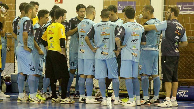 b64ef8cd55d8d São José recebe o Intelli Orlândia pela Liga Paulista de Futsal