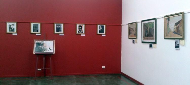 O museu ainda exibe as imagens dos próprios fotógrafos para conhecimento dos visitantes. (Foto: Divulgação/MISTAU)